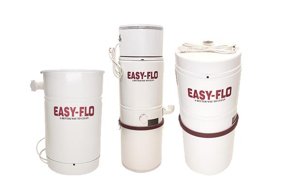 Easy-Flo - Vacuum Units